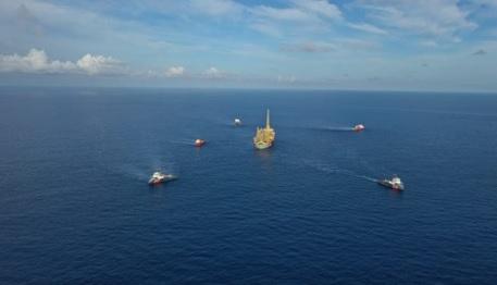 Pandemia atrasa recuperação do apoio marítimo